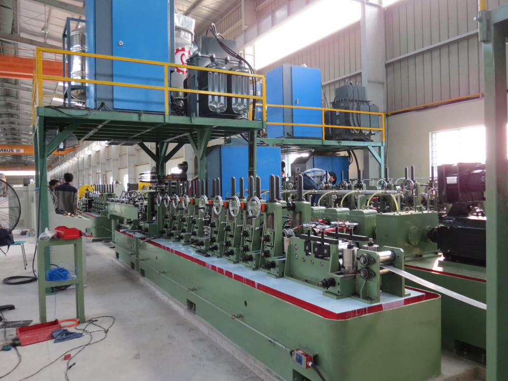 High Frequency Tube Mills Tube Mill Manufacturer