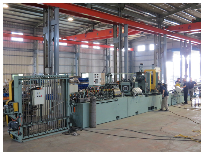 Stainless Steel Tube Pipe Mills Tube Mill Manufacturer