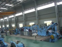 Automatic Steel Coil Slitting Line - SF-160 / SF-180 / SF-220 / SF-250 / SF-280. Slitting Lines, automatic steel sheet slitting machine