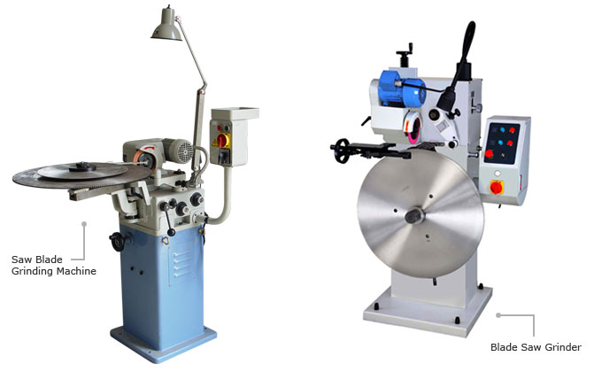 Saw Blade Grinding Machine - SG-1 / SG-2. Saw Blade Grinding Machine