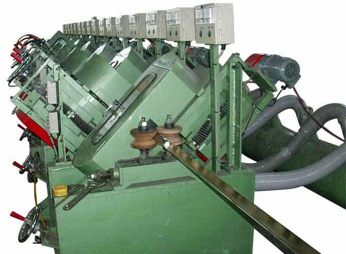 Máquina pulidora de tubo cuadrado | Fabricante de tubos - Sunfone Tech